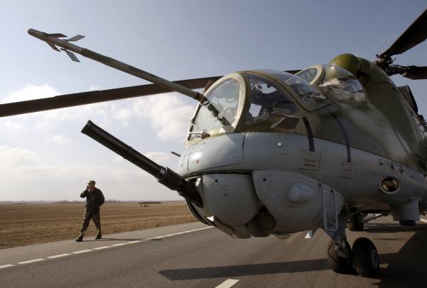 Новейший российский вертолет впервые пролетит со скоростью 400 км  час