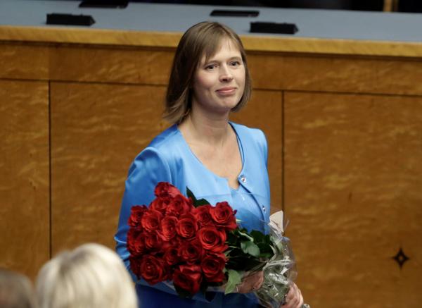 Новый президент Эстонии поведала, что она посути размышляет орусских