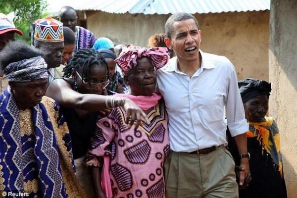 Обама и сексуальное меньшинство
