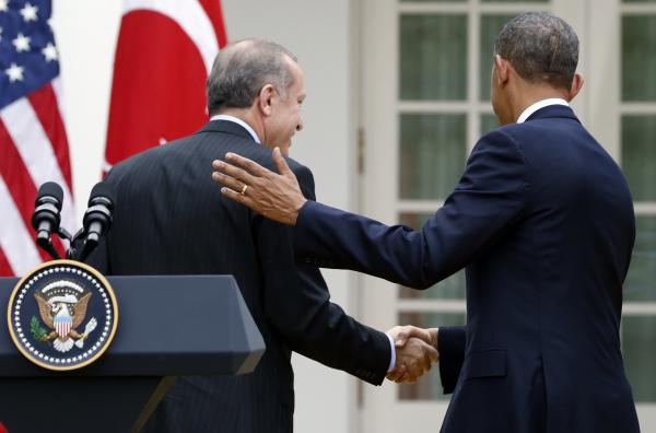 Обама призвал Турцию вывести войска из Ирака