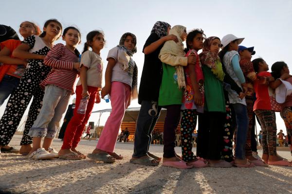 ВГермании сначала года пропали около 9 тысяч несовершеннолетних беженцев