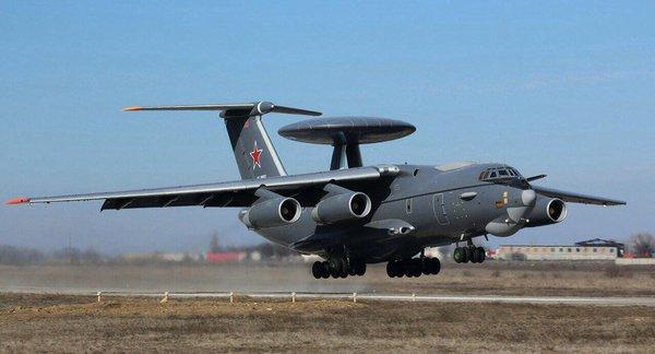ОПК Россия может использовать в Сирии самолет ДРЛО А-50