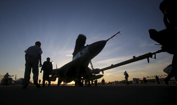 Летчики ВКСРФ увернулись от«ракетного удара» научениях под Краснодаром