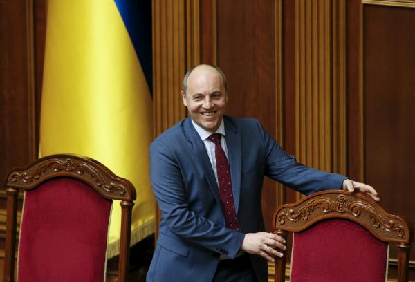 Парубий считает, что Украина выигрывает информвойну у России
