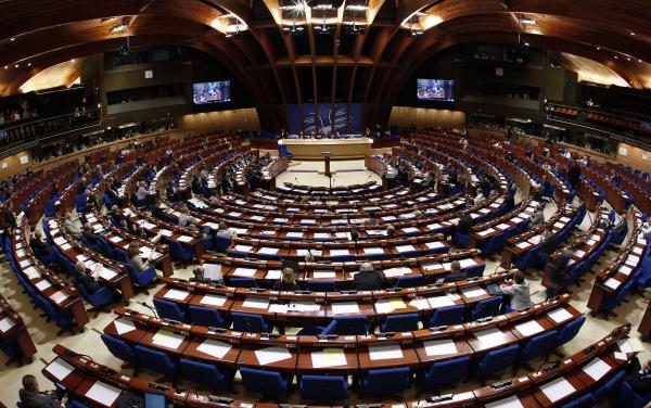 ПАСЕ все еще ожидает список участников российской делегации
