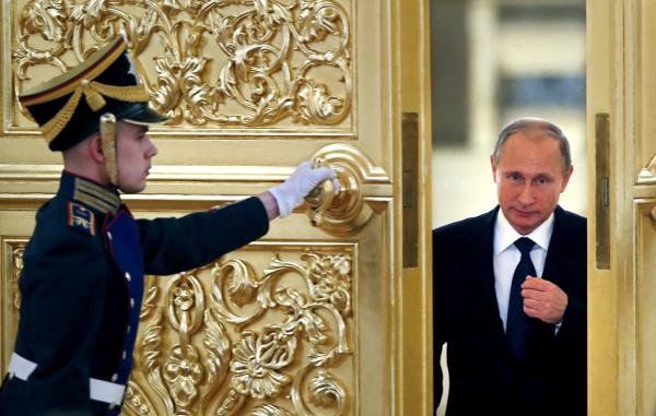 Песков: Путин может оценить результаты выборов президента США 9ноября