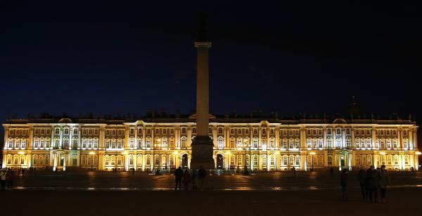 Петербург получил премию как лучшая туристическая столица Европы