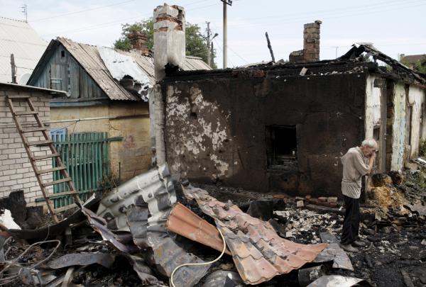 По подсчетам Киева, стоимость восстановления Донбасса составит до $15 млрд