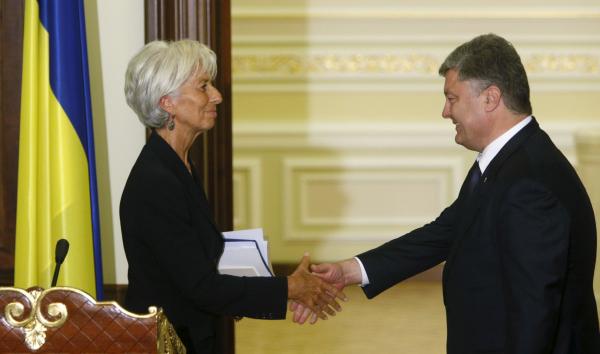 """""""Победа у нас впереди"""" - Порошенко выразил надежду на скорое получение транша МВФ"""