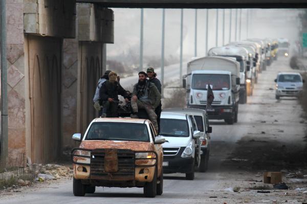 Политолог пояснил, зачем США обвинили Россию в обстреле гумконвоя в Сирии