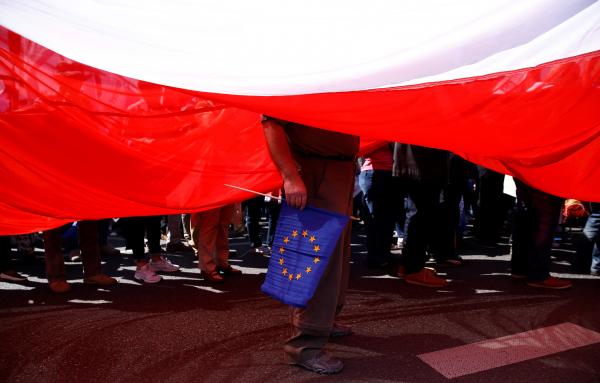 ВВаршаве прошла встреча МИД стран европейского союза