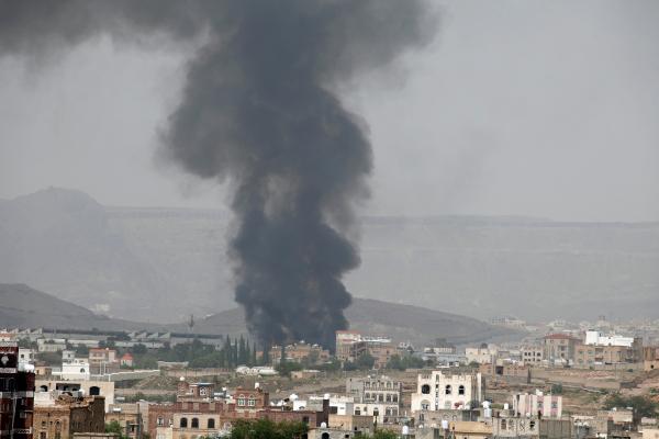 Неменее 50 школьников погибли в итоге удара саудовских ВВС вЙемене
