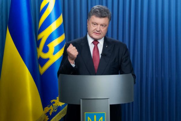 Порошенко поделился способом вернуть Донбасс и Крым