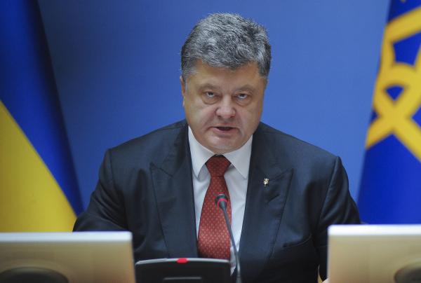 Порошенко призвал Украину быть готовой к торговой войне с Россией