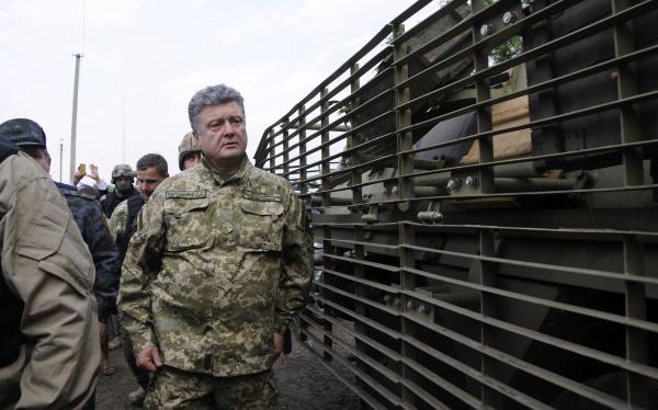"""""""Защититься от Москвы"""" - Порошенко решил получить от США еще полмиллиарда долларов"""