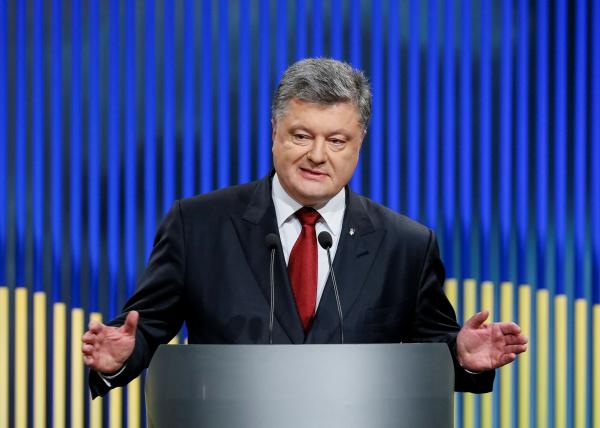 Порошенко: Украинский станет официальным языком ЕС