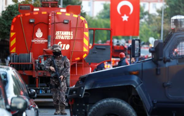 Навостоке Турции произошёл взрыв нагазопроводе