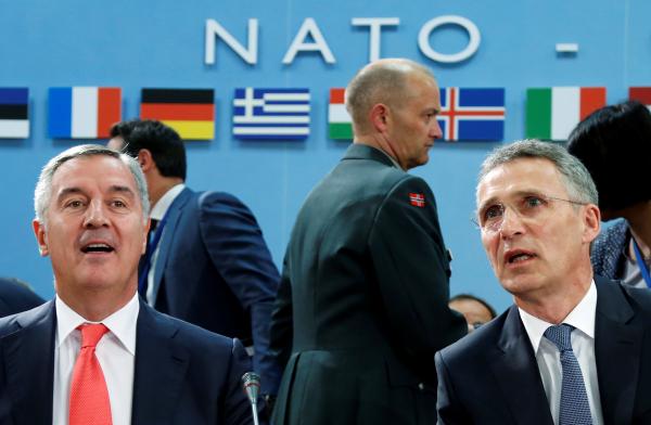 НАТО сосредоточилось напротивостоянии Российской Федерации