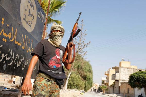 США: оппозиция вСирии имеет право насамооборону вслучае нападения