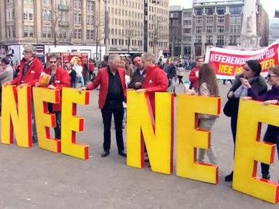 Рютте: Нидерланды могут неподписать Соглашение обассоциации Украины иЕС