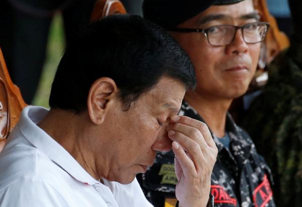Президент Филиппин извинился перед израильской общиной за слова оГитлере
