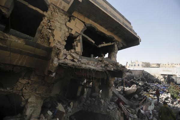 Ворганизации ООН вясняют детали авиаудара по клинике «Врачей без границ» вЙемене