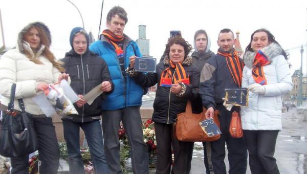 Проделки Шапокляк. Хорошими делами прославиться нельзя. Кто и зачем осквернил «Народный мемориал Немцова».