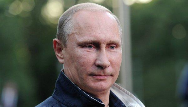 Путин: Никто не хочет содержать Украину