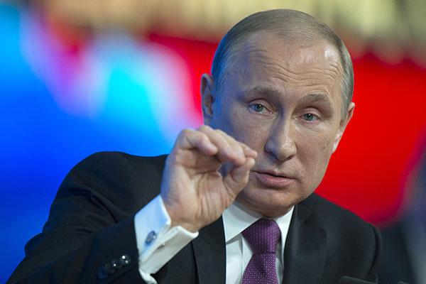 Путин пообещал спасти украинских