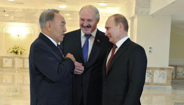 Новости: Путин: пора начать переговоры по созданию валютного союза ЕАЭС