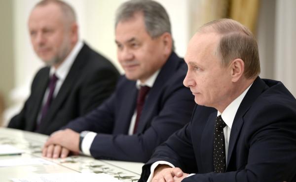 Путин: Россия и Китай стабилизируют обстановку в мире