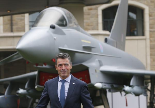 Расмуссен: США нужно укрепить глобальное лидерство для спасения Европы от агрессии РФ
