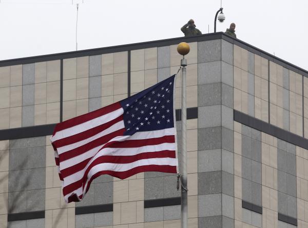 Посол США вУкраинском государстве пояснила Киеву, зачем сохранять дипотношения сМосквой