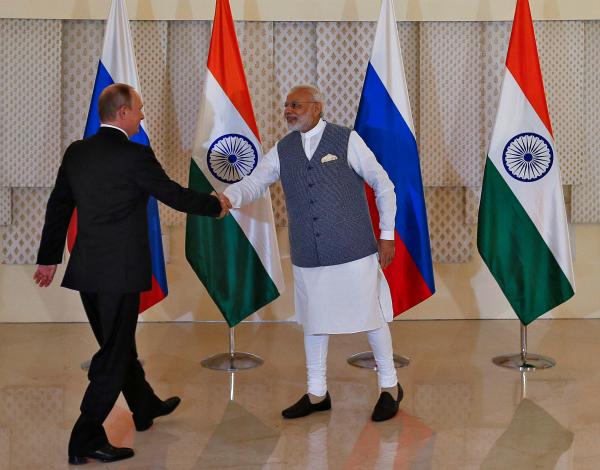 Российская Федерация иИндия заключат соглашение опоставках С-400