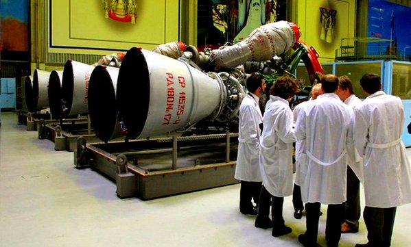 РФ поставит в США еще 20 двигателей РД-180