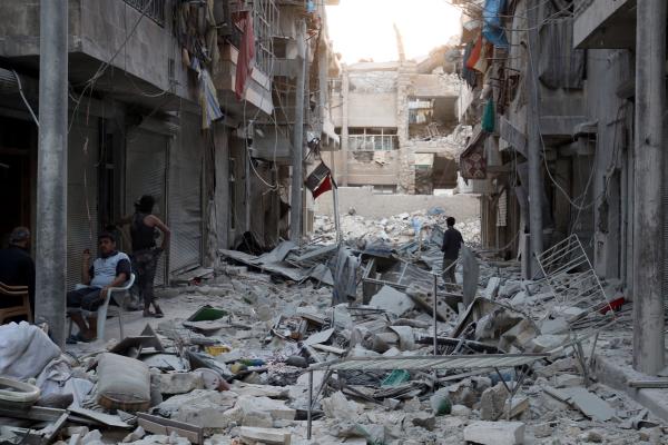 Навстрече вЛозанне будет обсуждаться перезапуск режима предотвращения огня вСирии