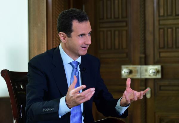 Асад оценил значимость поддержкиРФ