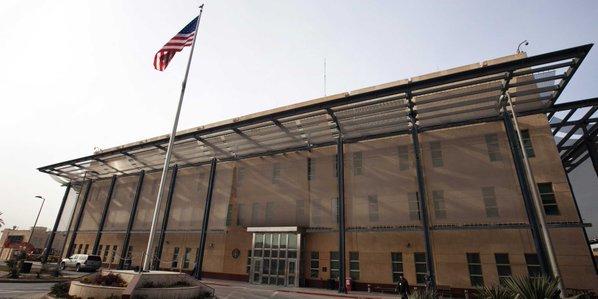 Рогозин высмеял поведение сотрудников 17-тысячного посольства США в Ираке