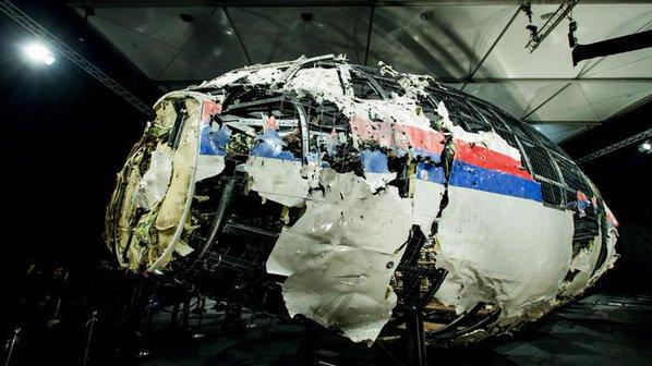 Росавиация раскритиковала отчет голландских следователей по MH17