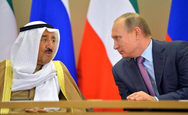 Кувейт становится для России стратегическим партнером