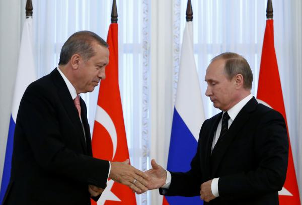 Российская Федерация иТурция создадут инвестфонд на1 млрд долларов