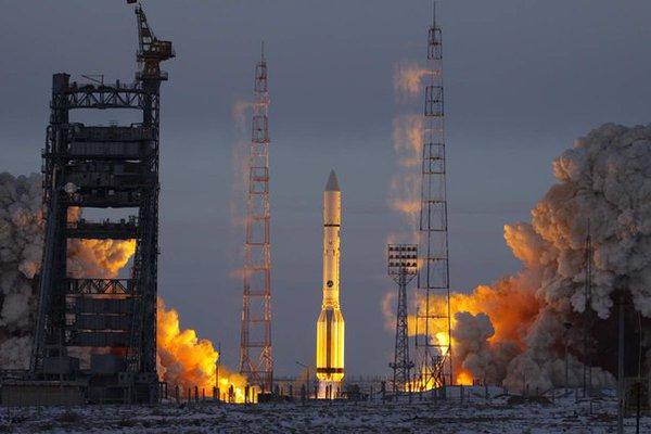 Россия снова обогнала США по количеству космических запусков