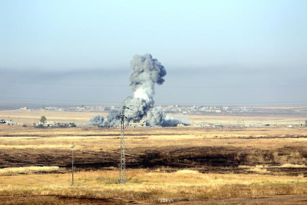 Коалиция расследует объявление ГенштабаРФ обударе пошколе уМосула