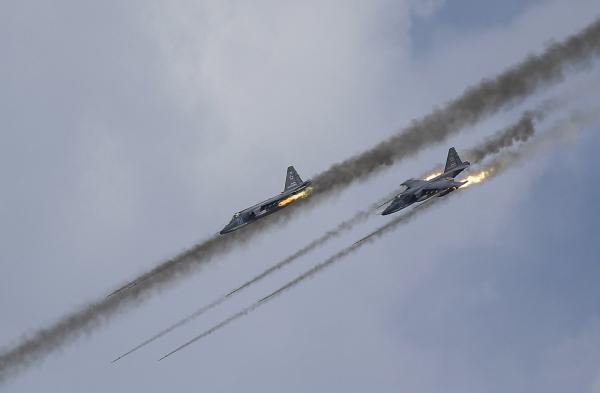 В Российской Федерации выйдут сериал ивидеоигра помотивам операции ВКС вСирии