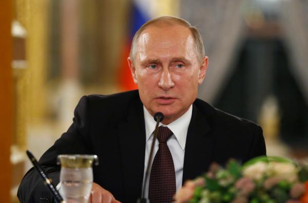 """""""С ума сошли?"""": Путин осадил собеседника, одобрившего инцидент в Чёрном море"""