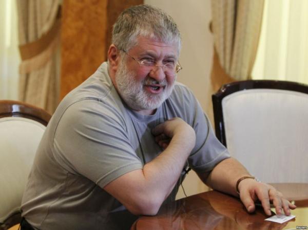 Саакашвили нателеканале Коломойского обвинил его впричастности кконтраба ...