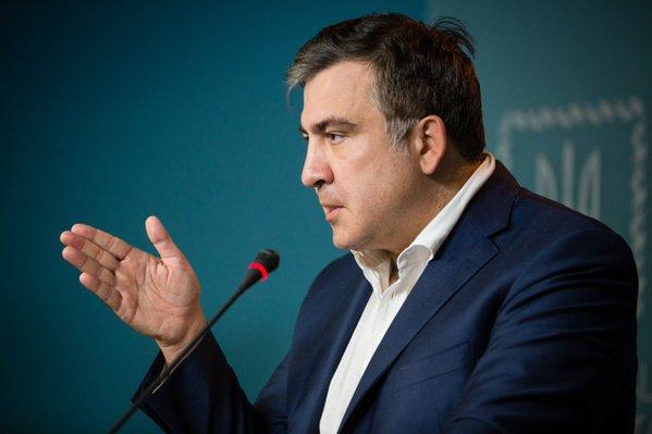 Саакашвили призывает легализовать игорный бизнес на Украине