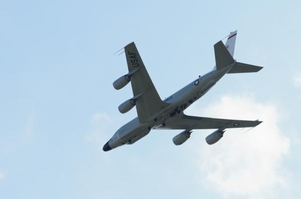 Шведский военный самолет приблизился кпобережью Калининградской области