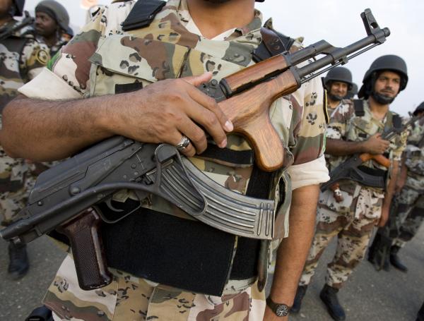 Саудовская Аравия заявила оподдержке США военной операции вСирии