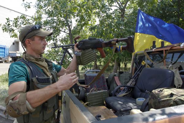 Савченко надеется, что конец войны на Донбассе уже близко